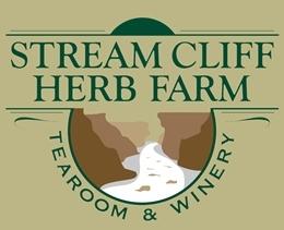 Historic Stream Cliff Herb Farm's Logo